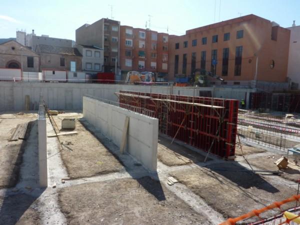 CENTRO DEPORTIVO PISCINA. Villena (Alicante)