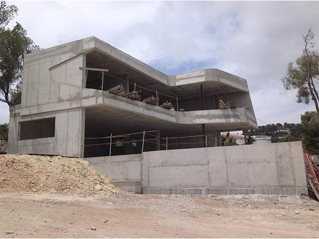 VIVIENDA UNIFAMILIAR. Benissa (Alicante)